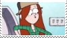 Stamp :: Wendy Whistling by homestucktroll123