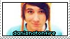 Stamp :: Dan Howell by homestucktroll123