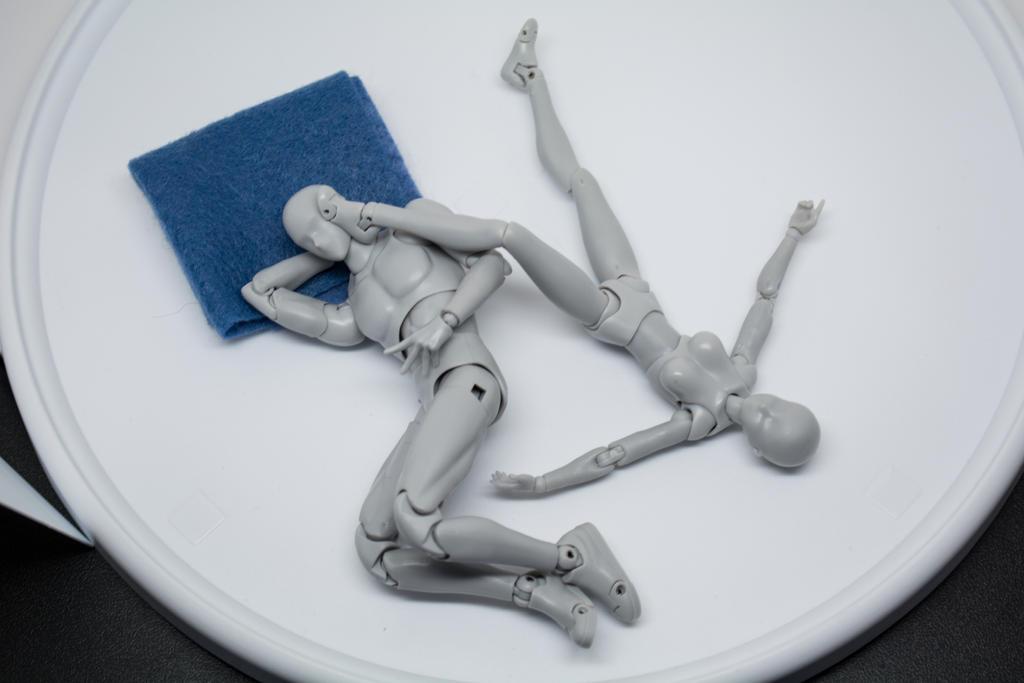 Body-kun just wants to sleep! by bodyTachi