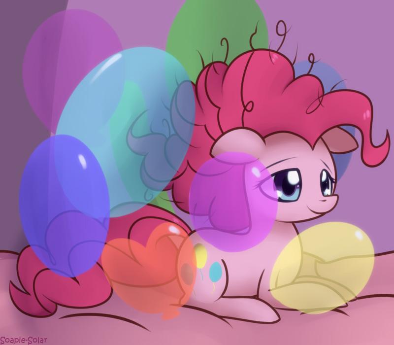 Good Morning Pinkie Pie by Bukoya-Star