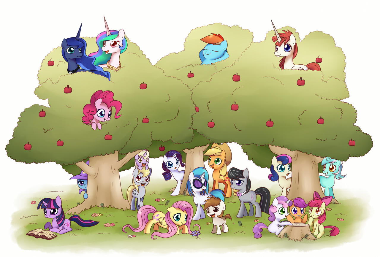 Forest Foundation by Bukoya-Star