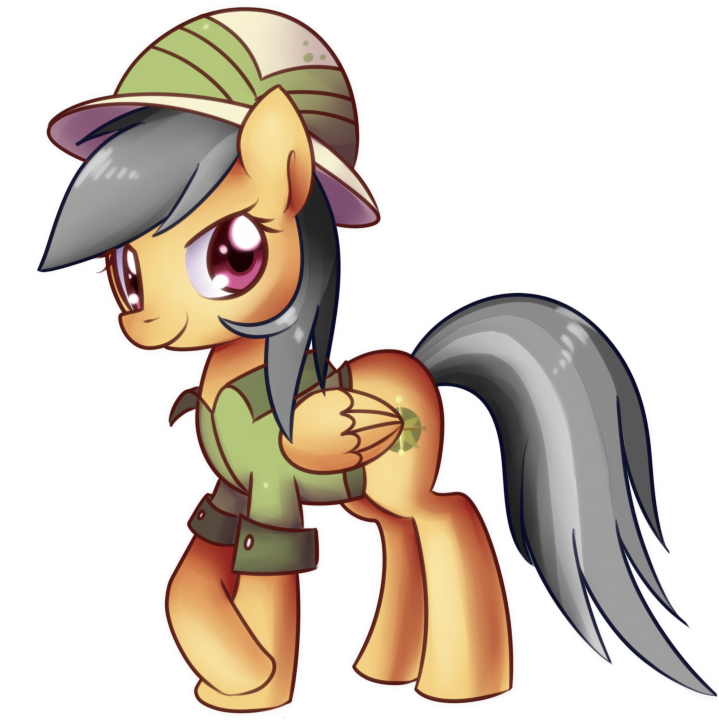 Daring Do by Bukoya-Star