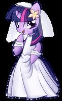 Twilight Sparkle - Wedding Dress