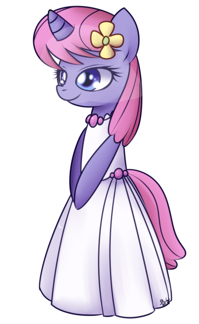 Wedding Dress - Velvet by Bukoya-Star