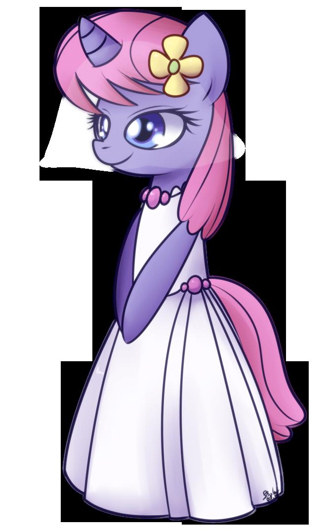 Wedding Dress - Velvet by Bukoya-Star