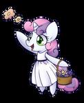 Flower Filly - Sweetie Belle