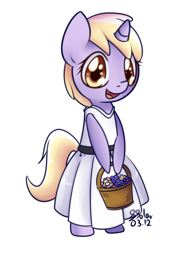 Flower Filly - Dinky Do by Bukoya-Star