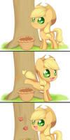 Apple Bucking