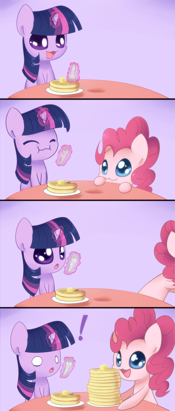 Pancake Time by Bukoya-Star