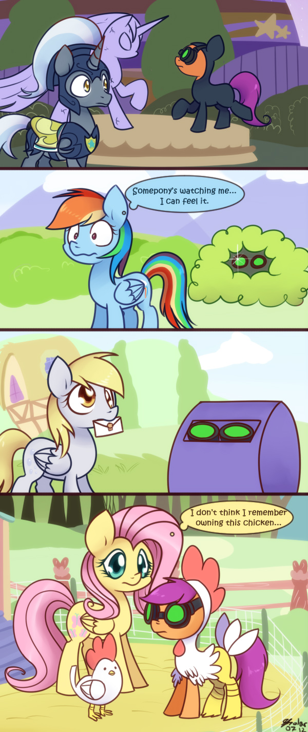 Stalkerloo Being Stalky by Bukoya-Star