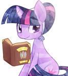 Shiny Bookworm Pony