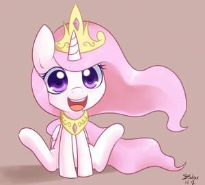 Princess Celestia - Chibi