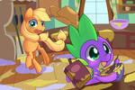 Helpful Spike