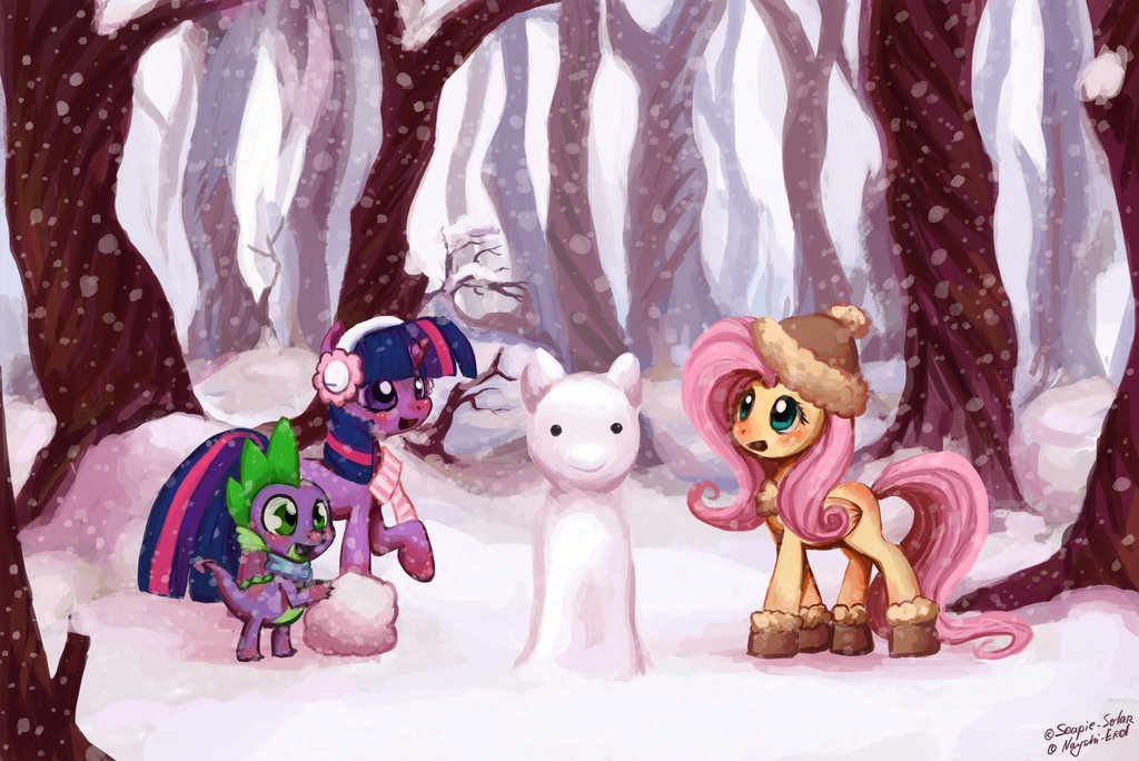 Collab - Snow by Bukoya-Star