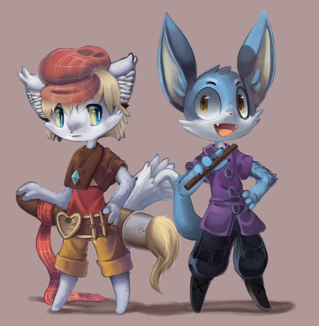 Artist and Musician by Bukoya-Star