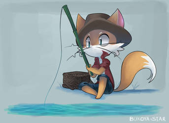 Fishing Sakana by Bukoya-Star