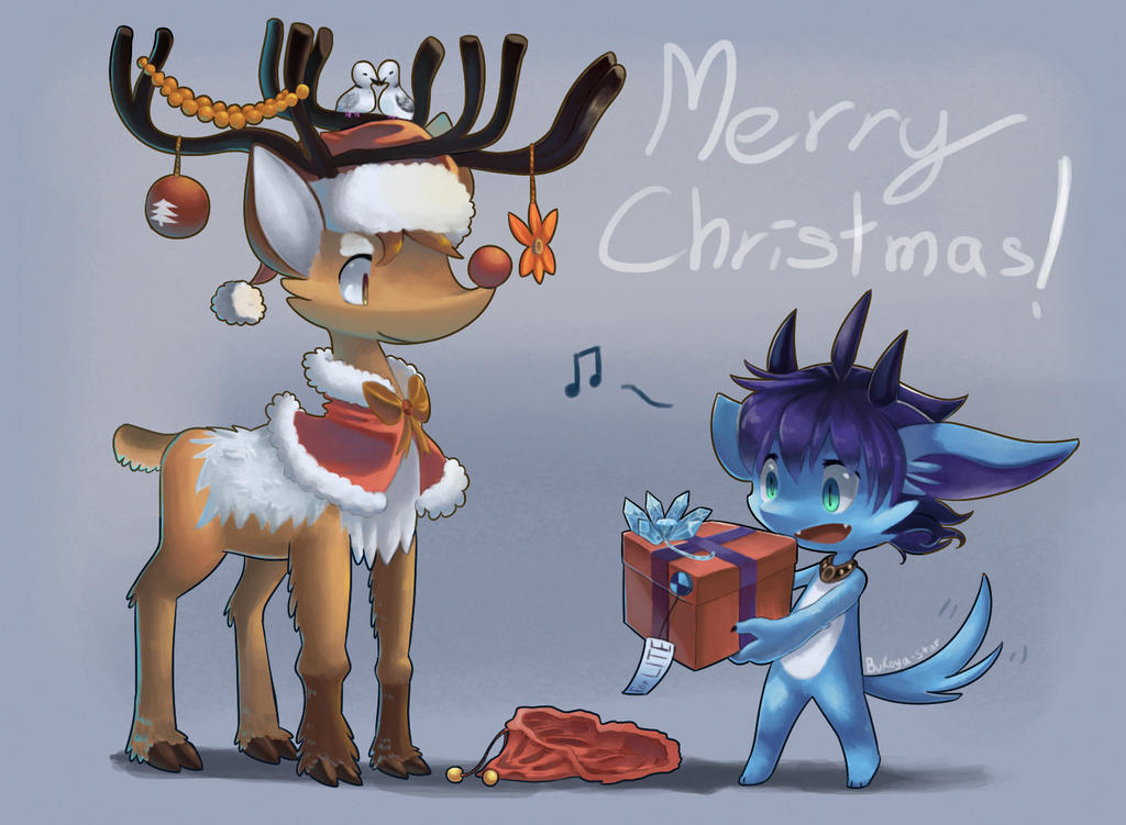 Merry Christmas 2013 by Bukoya-Star