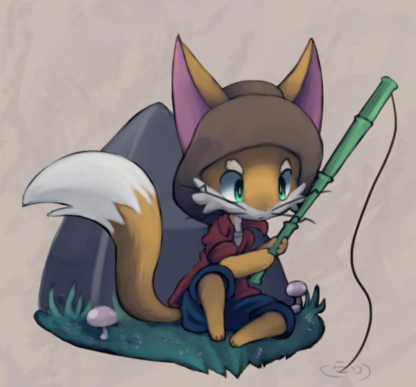 Fishing by Bukoya-Star