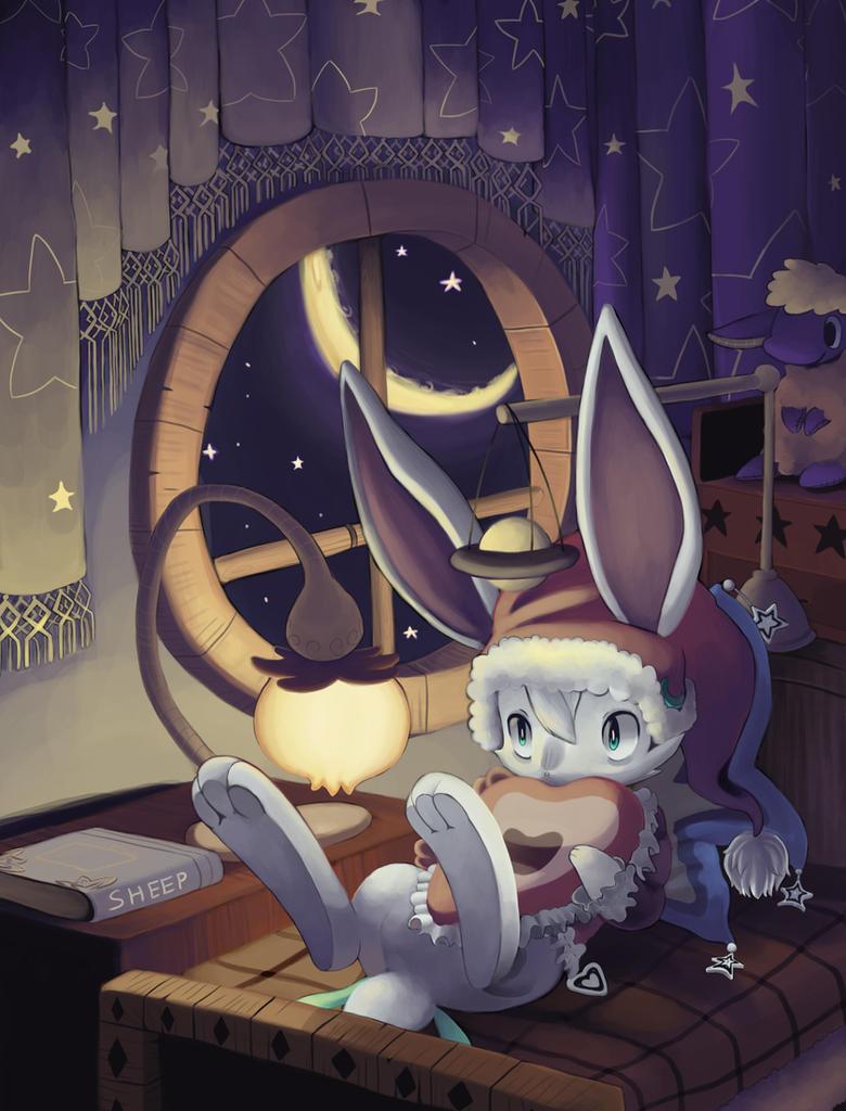 Sleepless Nights by Bukoya-Star