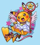 Pikachu CardCaptor