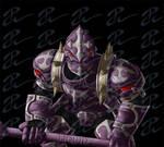Liquid Armor Master a color by Adriana-Pasos
