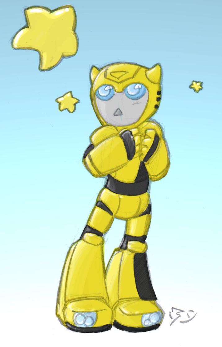 Sweet little Bumblebee by crimson-nemesis