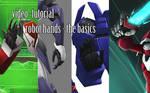 video tutorial - robot hands - basics