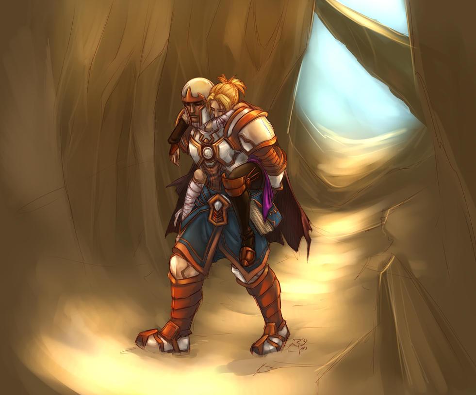 let me carry you by crimson-nemesis