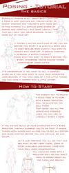 basic posing tutorial part 1 by crimson-nemesis