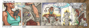 Tomb Raider NEW vs OLD 4