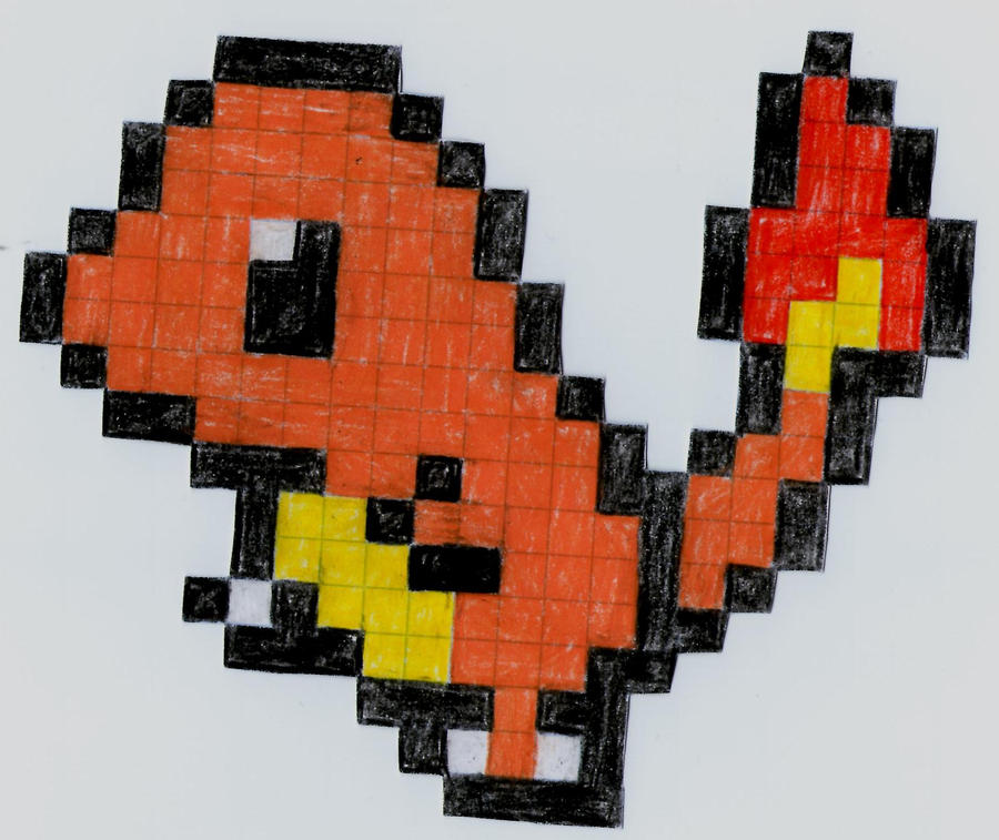 8 Bit Pokemon Sprites Grid Snorlax pokemon perler bead