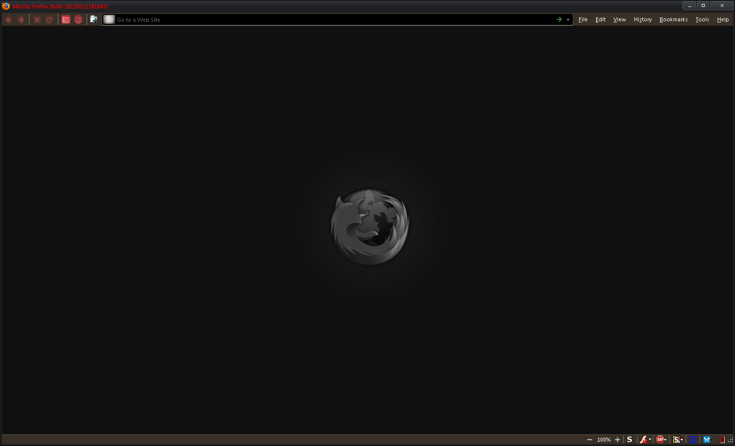 Latest Firefox - Fx 11 minimalistic pimped by t3odor on