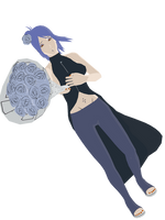 Konan normal outfit by StekinoMai