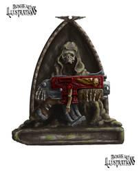Bolter Guardian by Michael-Watson