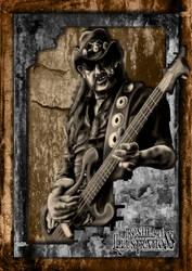Lemmy Kilmister by Michael-Watson