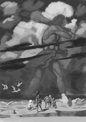 N.C Wyeth study by Michael-Watson