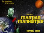 The Rock Martian Manhunter