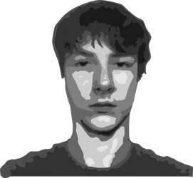 greyscale vector by SteelCity43