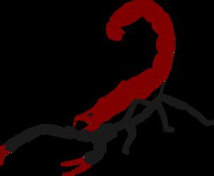 Scorpion vector logo by SteelCity43