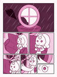 Ami's Bird Page 1 by HeroineMarielys