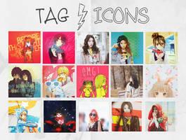 Tag Icons by Ryoko30