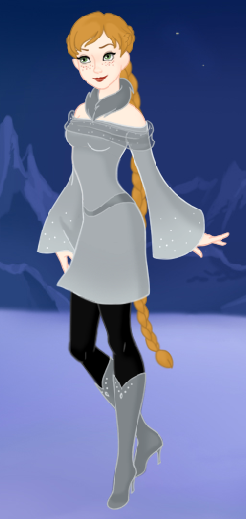 Carmelita by Sword-wielding-gamer
