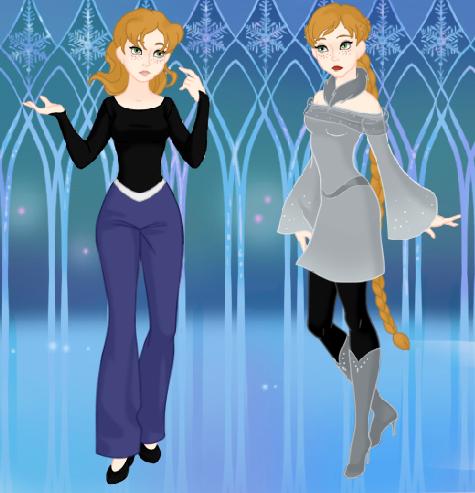 Sisters by Sword-wielding-gamer