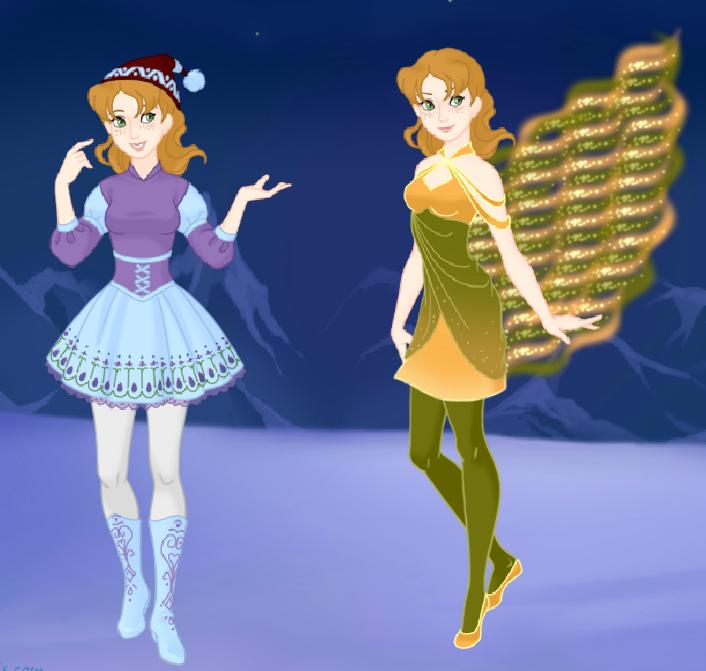 Rain's Winter Festival Costumes by Sword-wielding-gamer