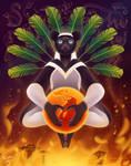 World on Fire by Mr-Lemur