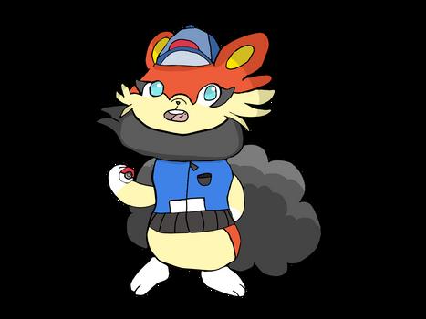 Pokemon Trainer Mufflhare