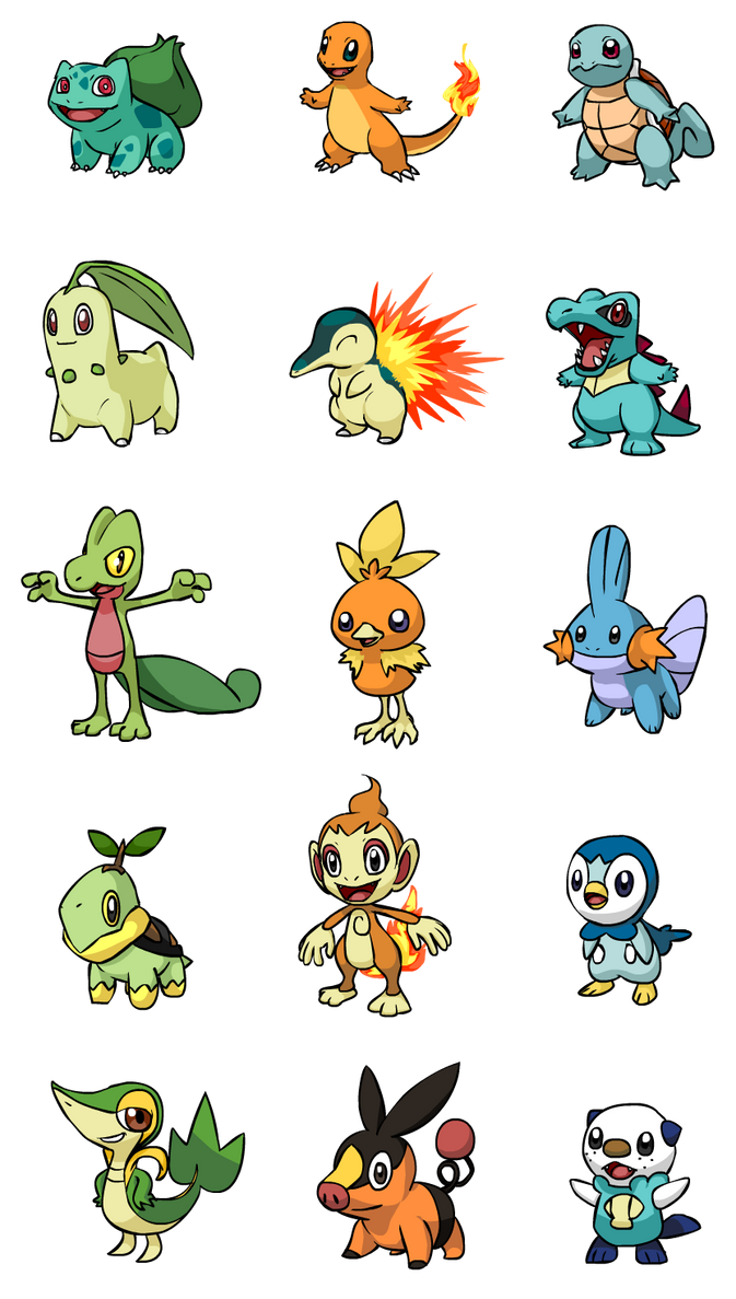 Pokemon Fennekin Evolution Chart | www.imgkid.com - The ...