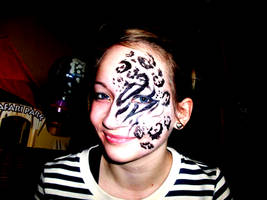 Animal Print Facepaint
