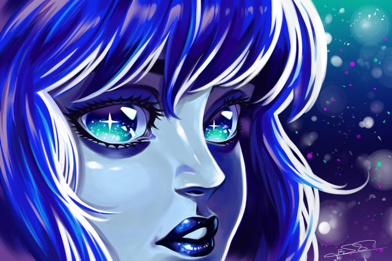 Lapis Lazuli - Steven Universe by taitsujin