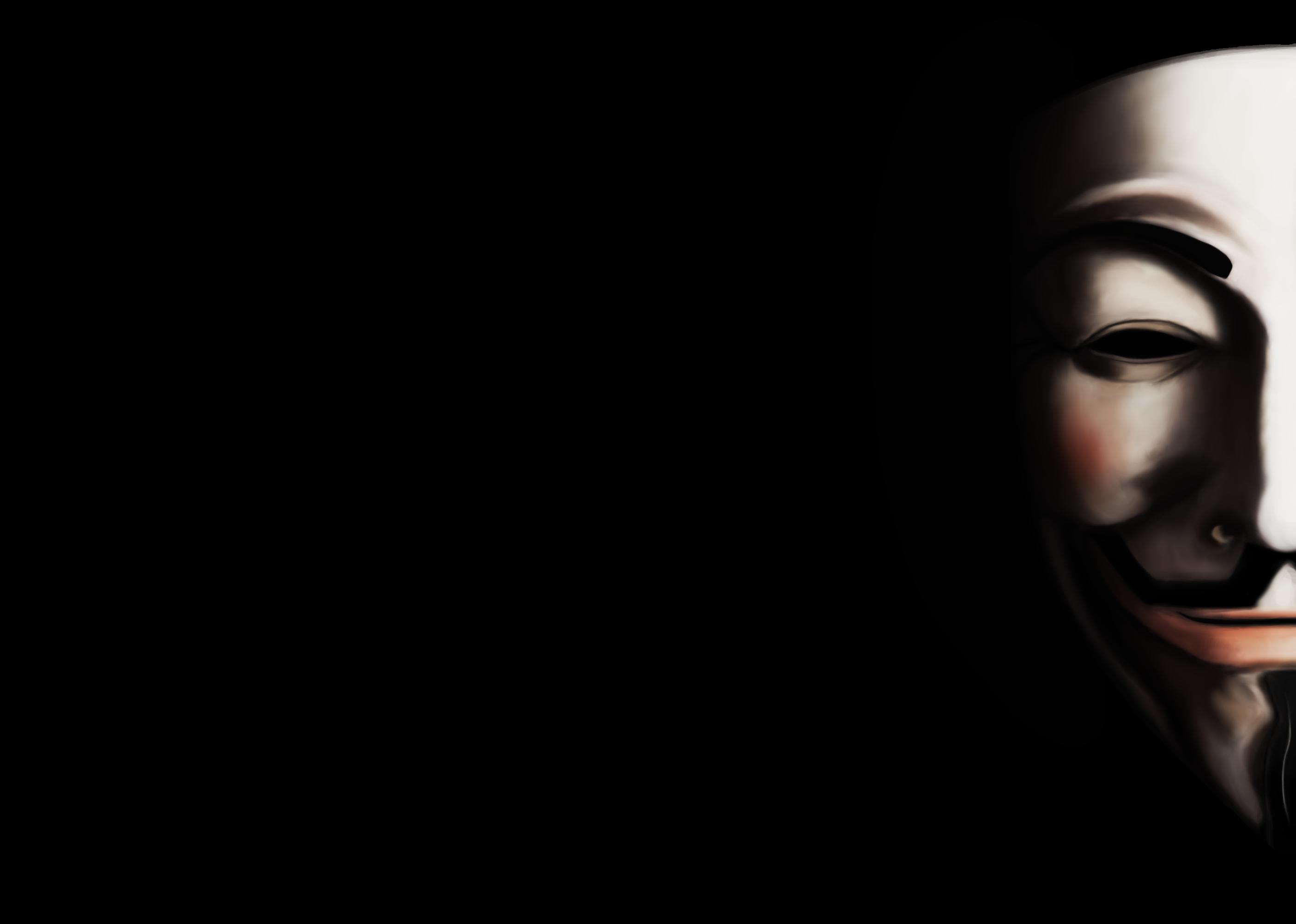 V For Vendetta Painting for vendetta by hmajr ...